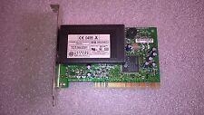 Scheda modem GVC F-1156IV/R9A 56K v.90 PCI Conexant RH56D-PCI HP 166358-002