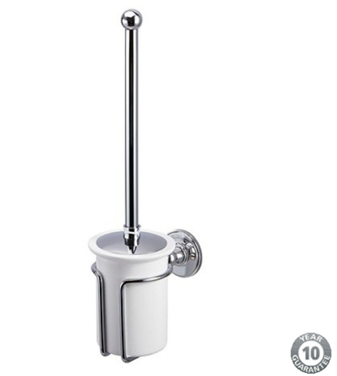 Burlington traditionnel Accessoires Accessoires Accessoires Chrome Porte-rouleaux de papier toilette Porte-savon robe crochet | La Mode De  34fa45