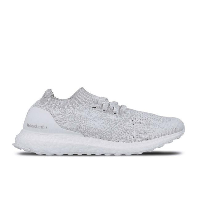 aa4618f363d Women s adidas Ultraboost Uncaged W White Running Trainers S80780 Sz ...