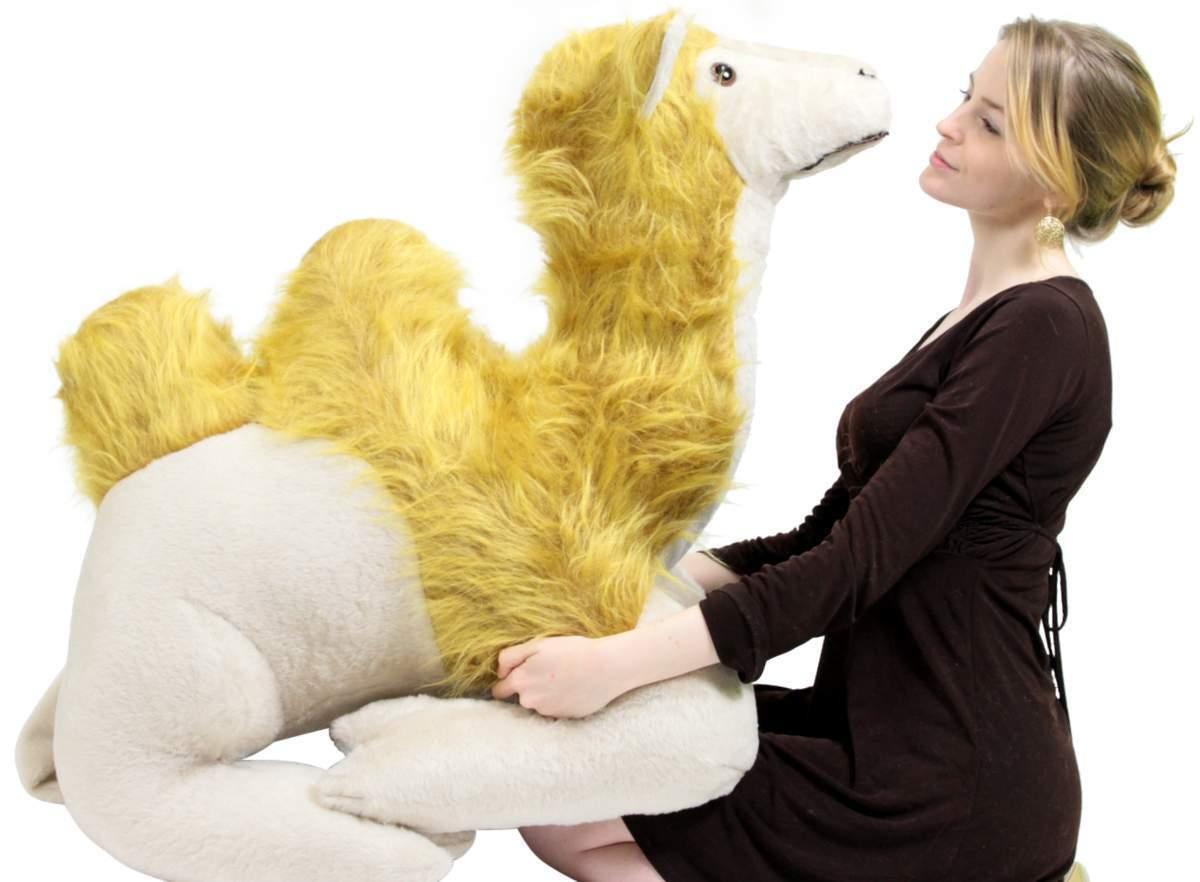 American Made 3 Foot Giant Stuff Camel 36 Inch Soft Big Desert Gefüllte Tier