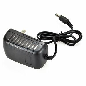 tmezon 12 volt 2 amp power adapter ac to dc plug power supply 8 foot cord ebay. Black Bedroom Furniture Sets. Home Design Ideas