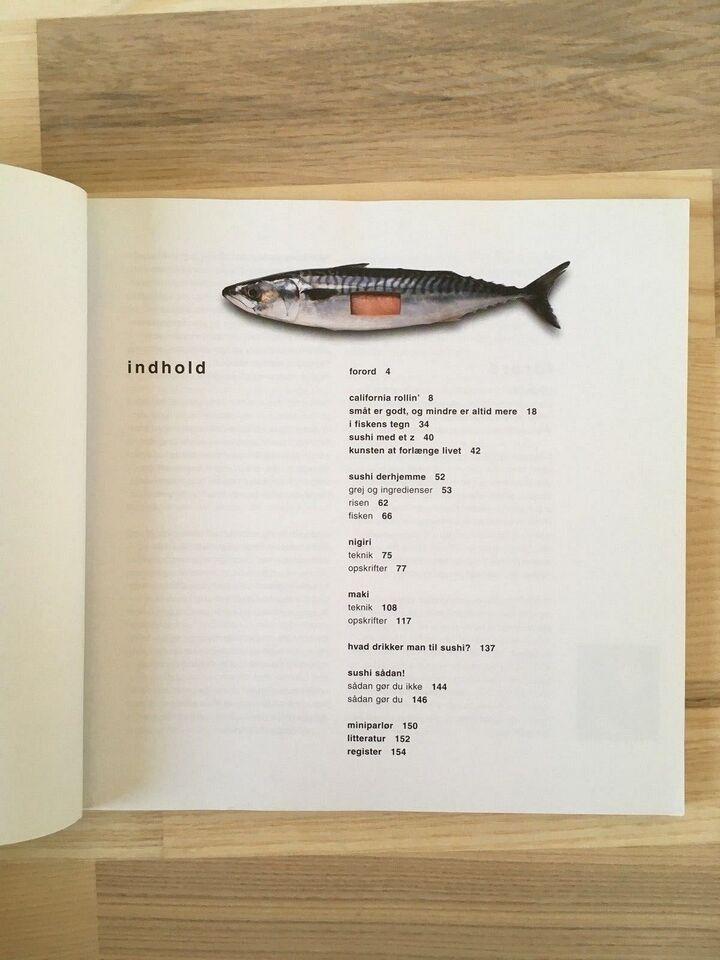 Sushi - Råt for usødet, Svend Rasmussen, emne: mad og vin