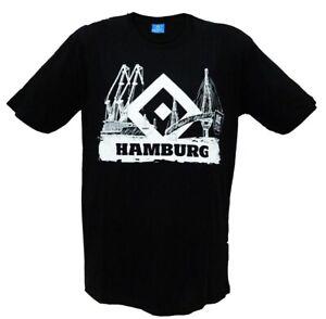 HSV-Herren-T-Shirt-034-Brah-034-Hamburger-SV-Gr-M-4XL