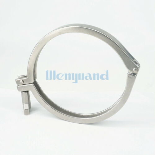 """5/"""" Tri Clamp 304 Stainless Steel Sanitary Fitting Homebrew 145mm Ferrule O//D"""