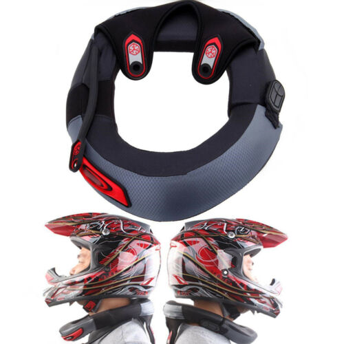 Collar Neck Guard Brace Throat Safety Protector For Off-Road Motorbike ATV Race