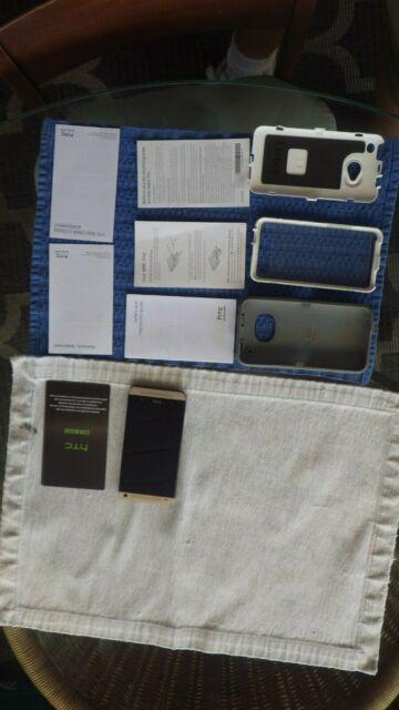 HTC One M7 - 32GB - Silver (Unlocked) Smartphone Beats Audio PN07100 801N