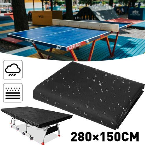 280*150cm Waterproof Dustproof Table Tennis Cover P ing Pong Storage Cover