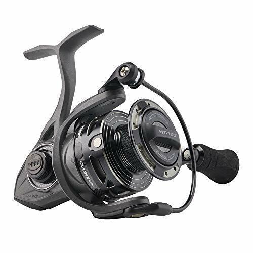 PENN FISHING TACKLE CLAII4000 PENN CLASH II SPINNING REEL 6.2:1