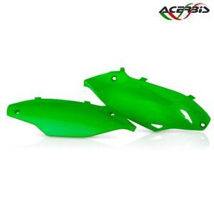 Capable Acerbis Coppia Fianchetti Post Verde 2 Kawasaki 450 Kx F 2012-2015
