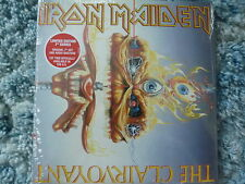 "IRON MAIDEN 45 RPM 7"" - THE CLAIRVOYANT 2014 RE-ISSUE"