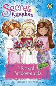 Secret-Kingdom-Special-8-Royal-Bridesmaids-by-Banks-Rosie-NEW-Book-FREE-amp-F