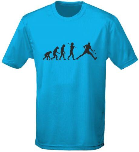 par swagwear Tennis EVOLUTION T-shirt Homme 10 Couleurs S-3XL