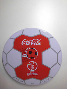 Pins-COCA-COLA-FIFA-WORLD-CUP-2002-KOREA-JAPAN-Limited-Edition