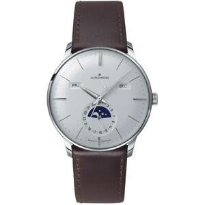 Junghans Men's Meister Calendar Watch - 027/4200.01 NEW