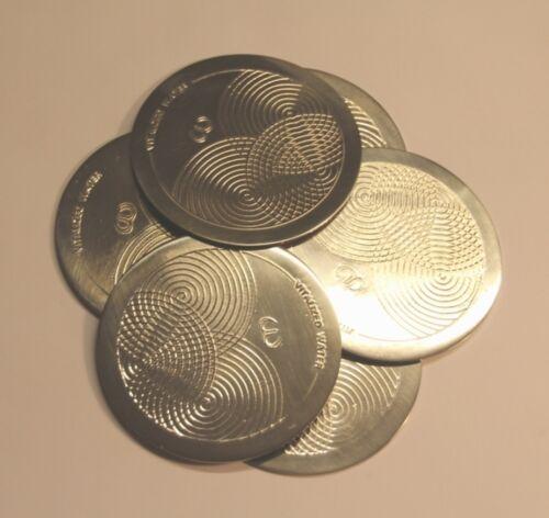 2   Dia 84,8 x 1,75 mm Titanium round Titan Ronde Gr
