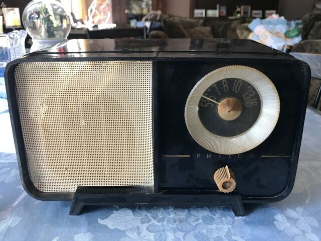 Philico Model E-808-124 Tube AM Radio Parts