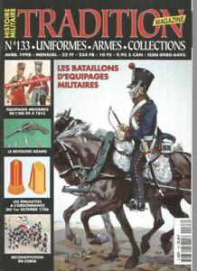 Tradition-Magazin-Franzoesisch-Uniformes-Armes-Sammlungen-Nein-133-1998