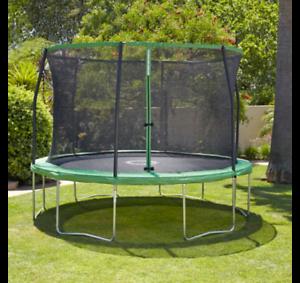 trampoline de pièces de rechange Le Moins Cher Sur  pricematch Net Mat Sportspower 12 ft environ 3.66 m