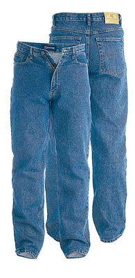 Mens ROCKFORD Comfort Fit Stretch Denim Jeans Black Stone Wash Waist Size 28 40