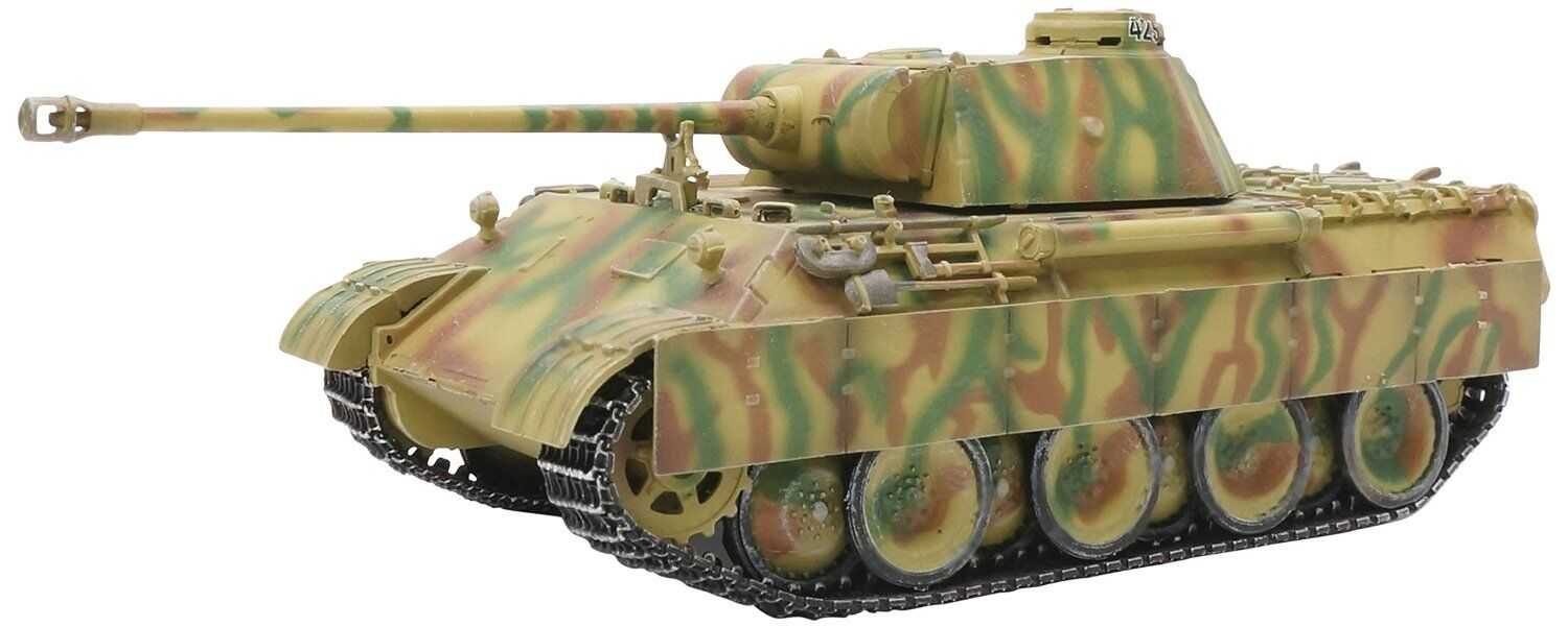 DMD 60684 Panther Ausf.D Late Production 1. Pz.Rgt.24 1 72 New Free Shipping