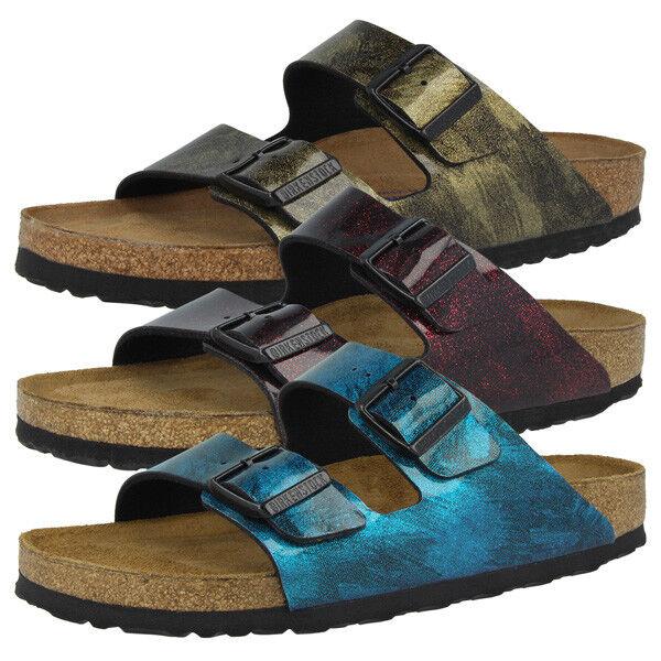 Birkenstock arizona Birko flor zapatos weichbettung sandalias Iride strong Clogs