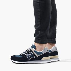 sneakers new balance ml574ess dunkelblau