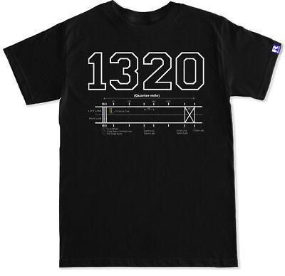 1320 Track T Shirt 1320 Street Race T Shirt 1320 tree Drag Race T Shirt