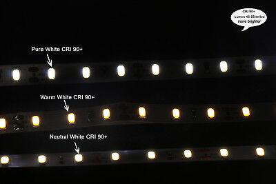 High Quality CRI 90 LED Strip Light SMD5630 Warm//Pure//Neutral//Daylight White