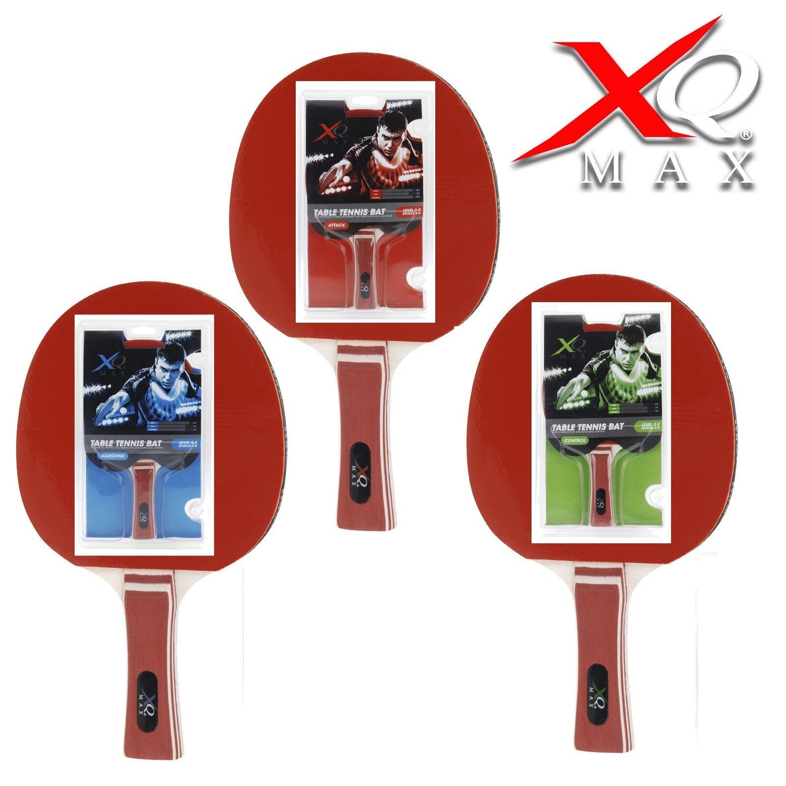 XQMAX Tischtennisschläger Schläger Tischtennis Sport Tennis Ping Ping Ping Pong Level 3 -5 4efc9f