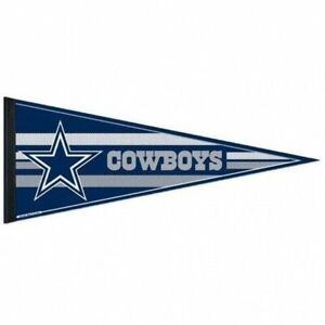 Dallas-Cowboys-WINCRAFT-Pennant-football-americain-RRP-20-Qualite-Drapeau
