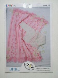 BHKC Knitting pattern 23