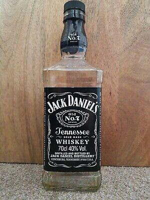 Jack Daniels Whiskey Bottle Ebay