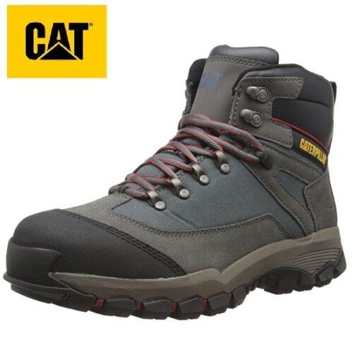 Caterpillar CAT pour Homme Large Acier Orteil Casquette Sécurité Travail Chaussures TRAINER Pointure 13