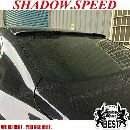 Stock 889 HRW Type Rear Roof Spoiler Wing For 12~17 HYUNDAI Verna Accent Sedan