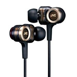 JVC HA-FXZ200 In-Ear Headphones Hifi Earphones Triple Drivers New no