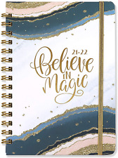 2021 2022 Planner Academic Weekly Amp Monthly Planner With Tabs 63 X 84 New