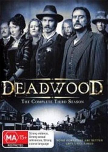 1 of 1 - DEADWOOD SEASON 3 : NEW DVD