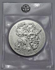 50 FRW 2017 - Rwanda/Ruanda - Flusspferd 1 oz Silber