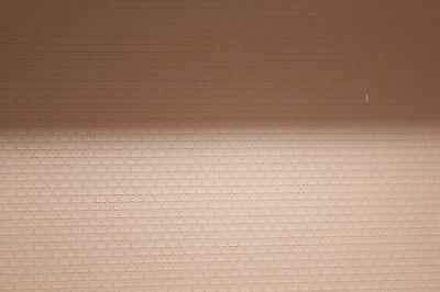 Model Railway = Plastic Sheet= 4mm Roofing Tile