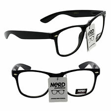 45ba4c800a2 item 5 Mens Womens Clear Lens Nerd Retro Geek Unisex Glasses Fashion Eyewear  -Mens Womens Clear Lens Nerd Retro Geek Unisex Glasses Fashion Eyewear