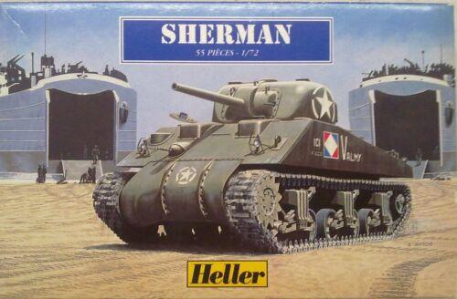 1:72 HELLER #79883 Sherman