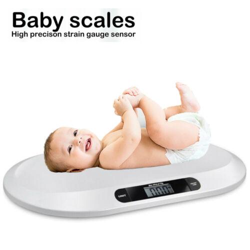 20kg Digital Babywaage Säuglinge Neugeborene Kinderwaage Stillwaage Tierwaage