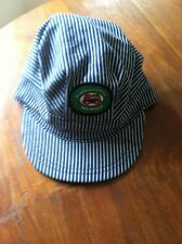 EUC- Genuine BRIO Engineer Hat Childrens Snap Back Train Cap