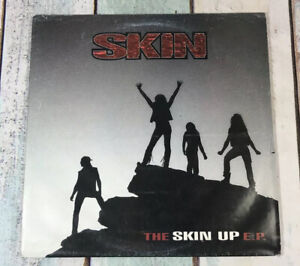 Skin-Rock-12-034-vinyl-single-record-Maxi-The-Skin-Up-E-P-With-Poster-Slv-UK