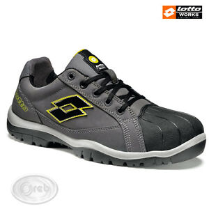 SCARPE ANTINFORTUNIST<wbr/>ICHE LOTTO WORKS JUMP 700 R6986 S3 SRC IMPERMEABILI