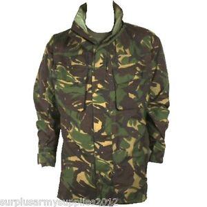 DPM Camo Waterproof GORETEX JACKET British Army Military LIGHTWEIGHT Small 88 Y
