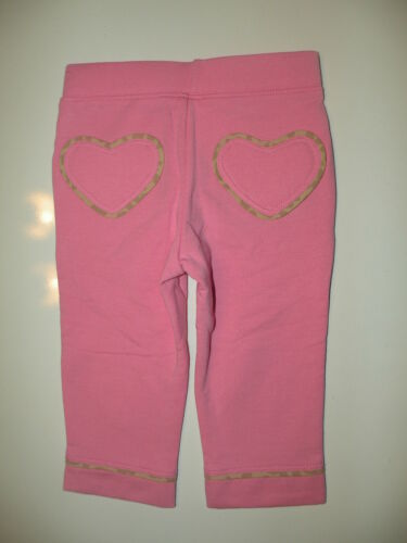 Gymboree 5t Pant Gray Heart