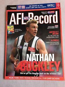 VFL-AFL-Football-Record-Round-20-2003-Collingwood-V-Adelaide