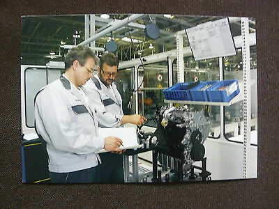 o0015 Presse-foto Werk-foto Press Photo 09/1996 Preiswert Kaufen Opel Trainingszentrum