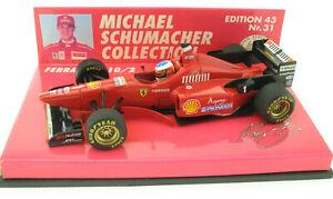 Minichamps-f1-ferrari-f-310-2-michael-schumacher-Edition-1-43-no-31